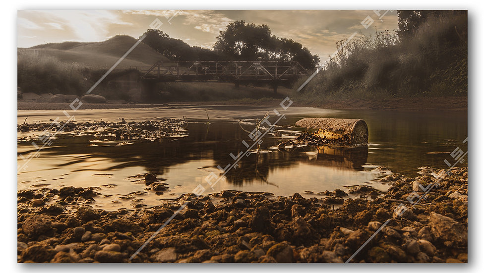 Rusted River