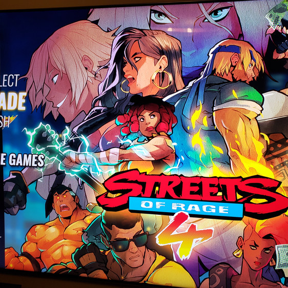 OMG, Streets of Rage 4 is already a classic!