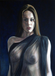 Hera - Oil on Canvas - 24 x 18 inches