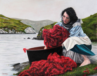 Dyeing the Wool