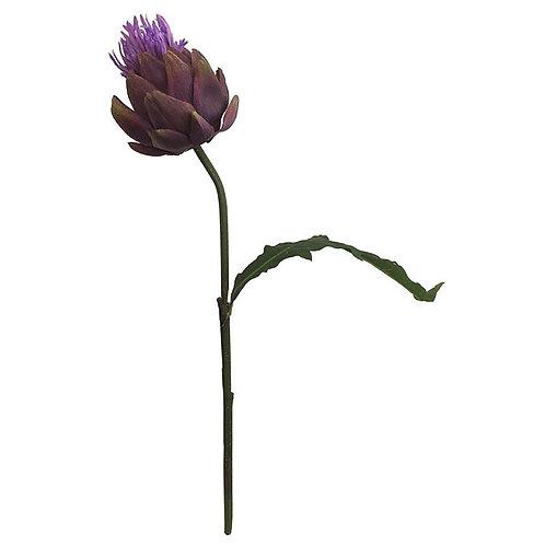 Artiskokblomst lilla / artichoke flower purple