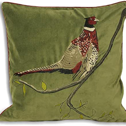 Pude med fasan / Pillow with pheasant