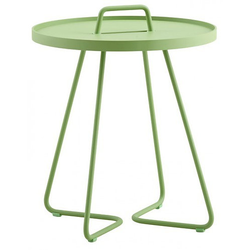 On-the-move sidebord, grøn / On-the-move side table, green