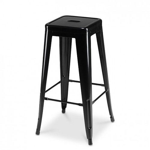 Korona barstol, sort / Korona bar stool, black