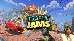 Traffic Jams Is Out Now On Oculus Quest & PC VR