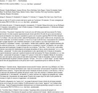 """022_Riunione assembleare """"e.r.i.c.a. i due fiumi - pronaturaal"""" PRO NATURA AL"""
