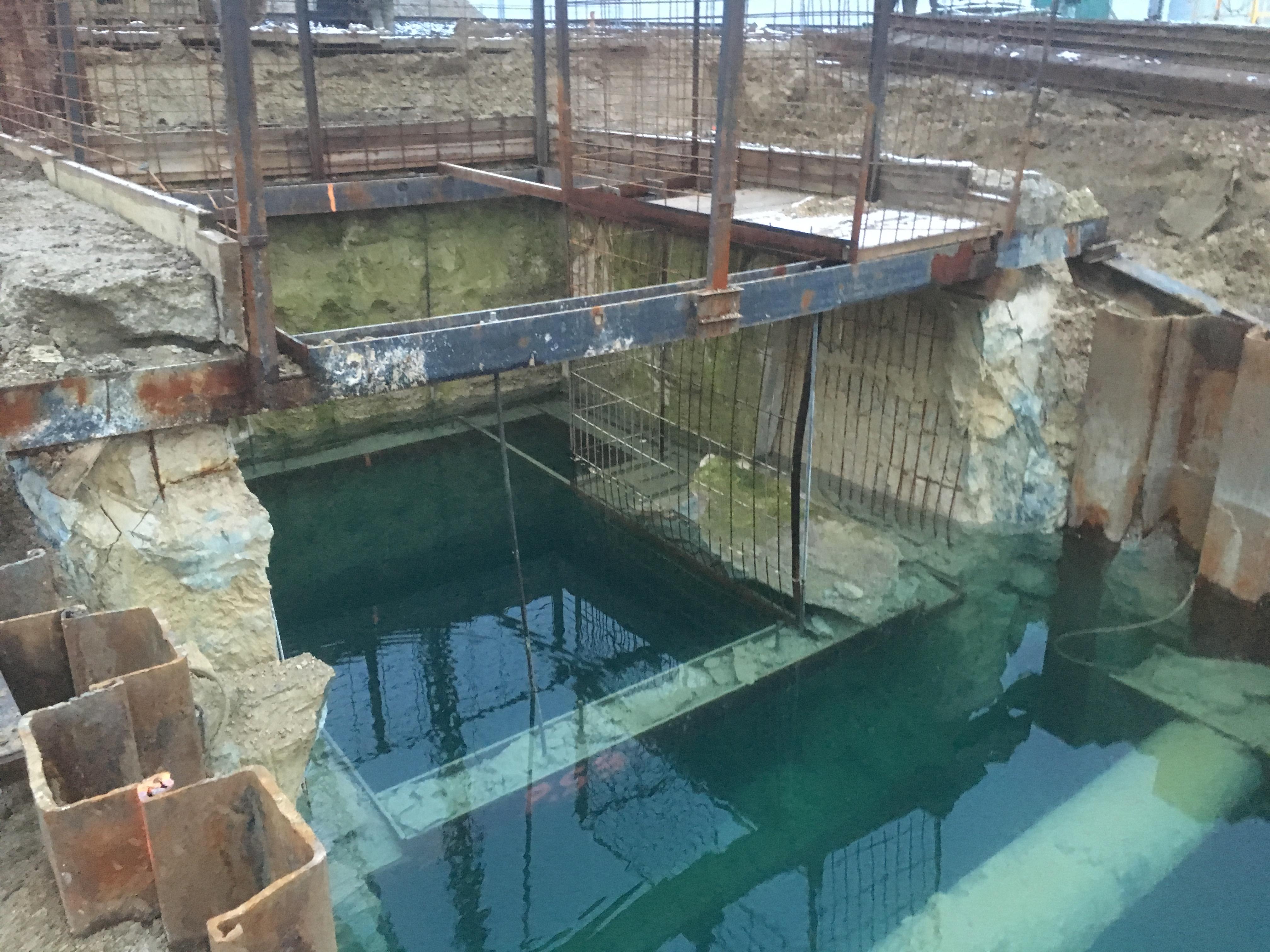 Drill pit GRT de France