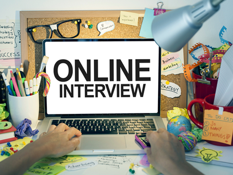 10 Body Language Tips for Your Online Interview / Video Essay