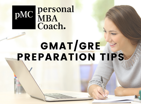 Personal MBA Coach's Tips for GMAT/GRE Preparation During the Coronavirus Pandemic
