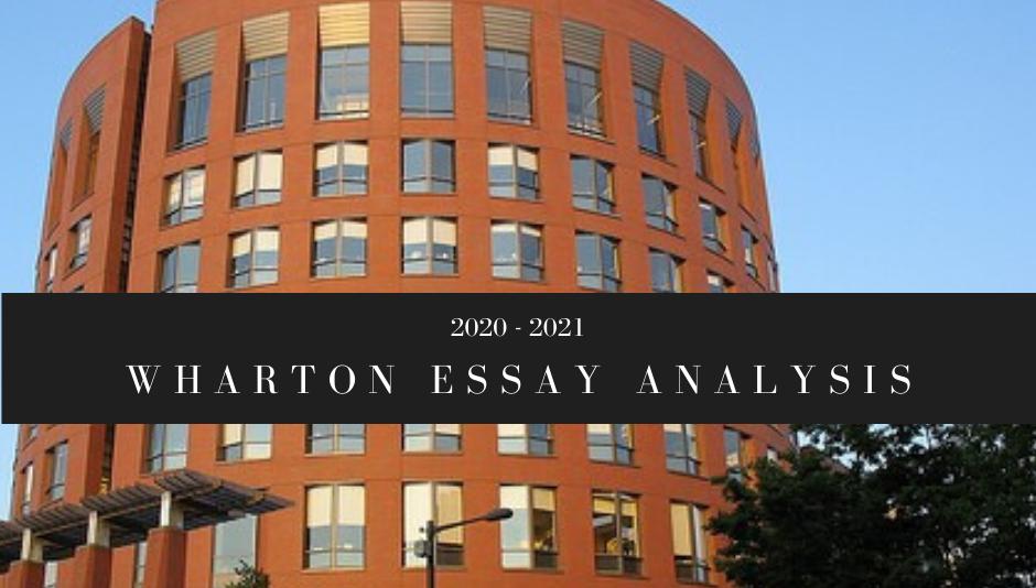 wharton-essays