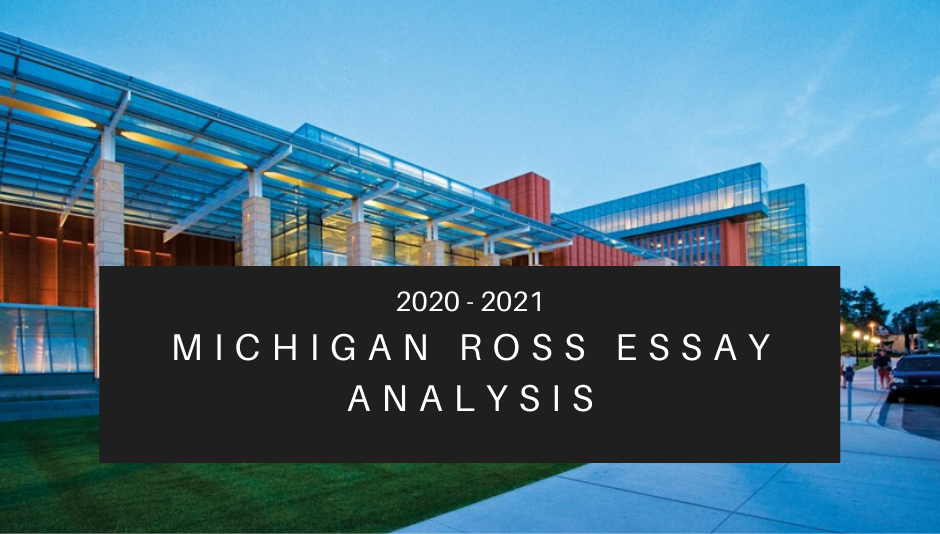 michigan-ross-essays