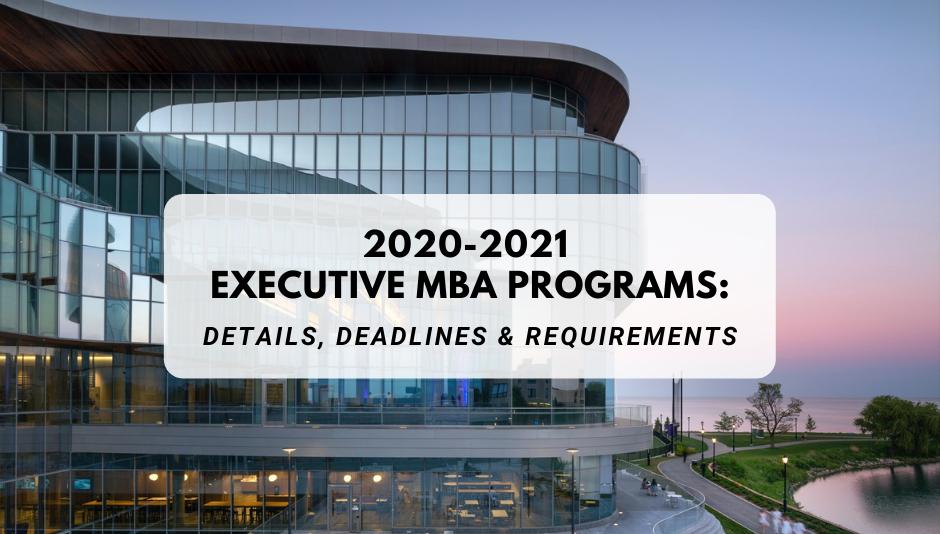 2020-2021-executive-mba-programs