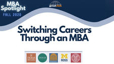 Student Panel: Switching Careers Through an MBA