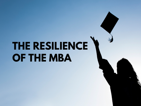 The Resilience of the MBA