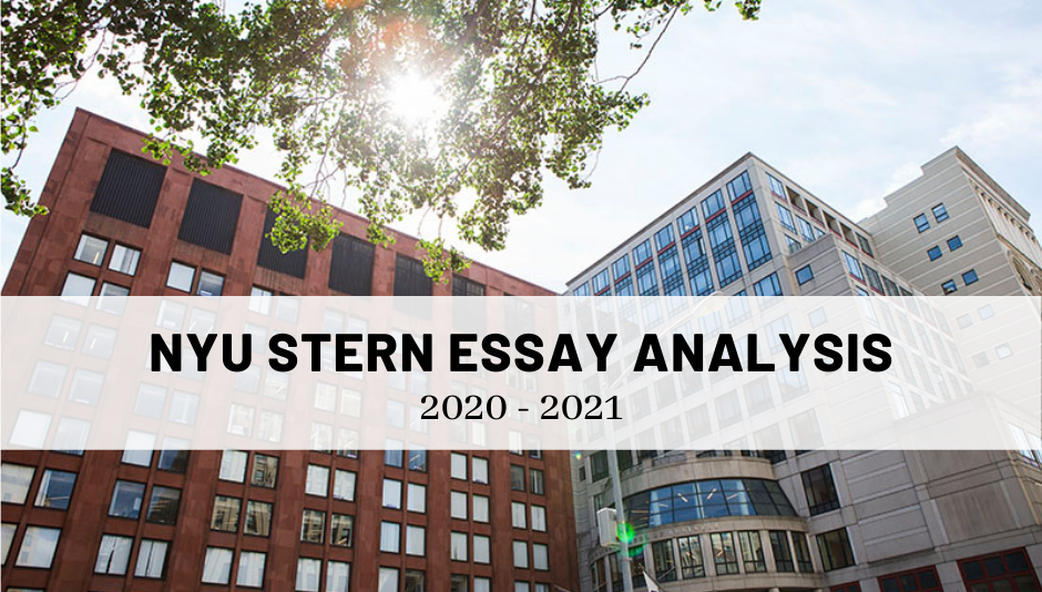 nyu-stern-mba-application-essay-advice