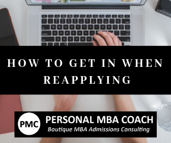 How To Get In When Reapplying