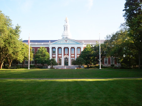 Harvard Business School Class of 2021 - Essay Questions & Analysis - Fall 2018 - Spring 2019