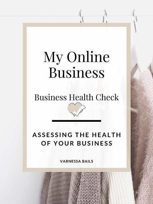 Business Health Checkup