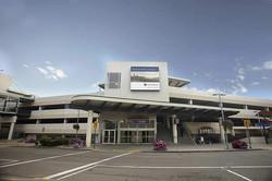 Edmonton International Airport Parkade