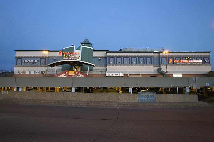 Scotiabank Theatre (formerly Silver City Cineplex), West Edmonton Mall