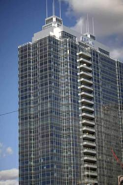 EPCOR Tower Balcony Steel