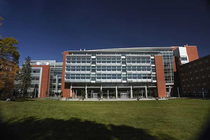 Centennial Center for Interdisciplinary Sciences (CCIS; U of A)