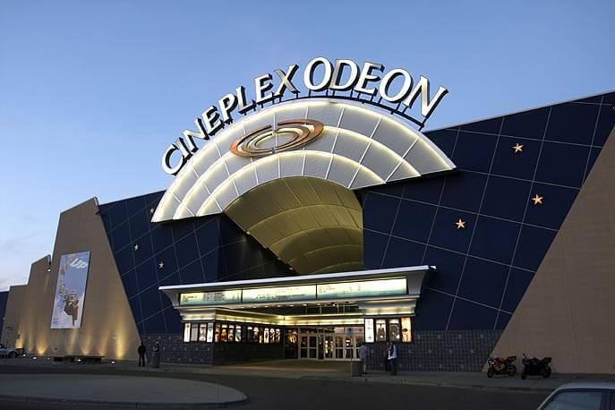 Cineplex, South Edmonton Common