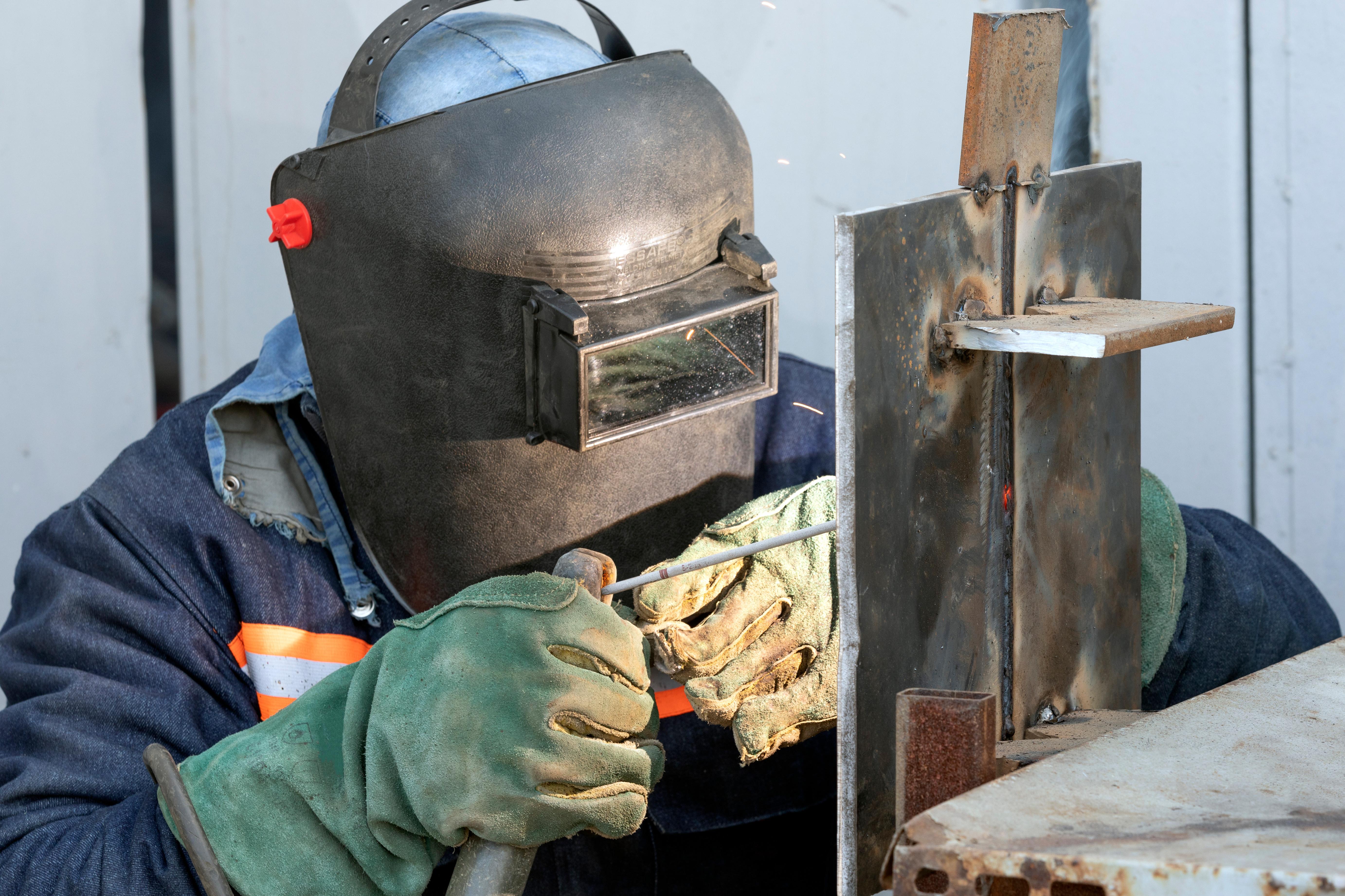 CWB Welder Testing
