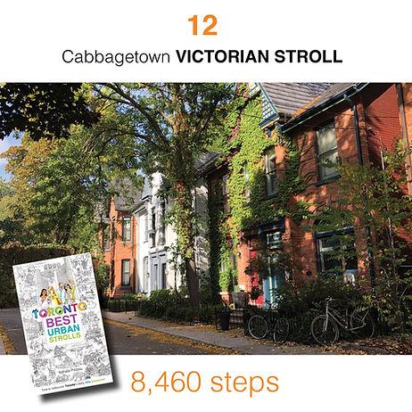 WALK #12 Cabbagetown VICTORIAN STROLL by