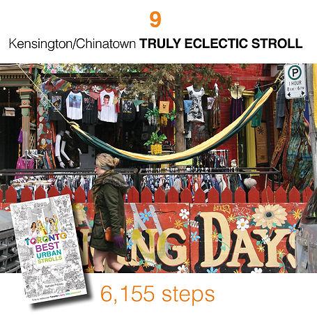 WALK #9 Kensington Chinatown TRULY ECLEC