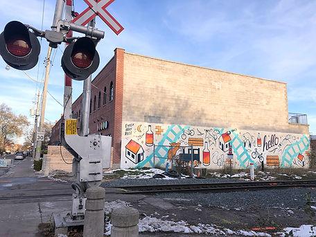 Walk 18 West Toronto Railpath Stroll 10