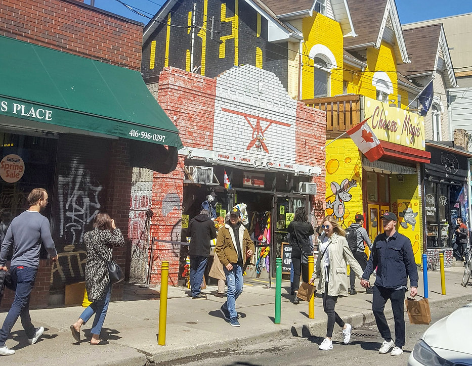 Walk 9 Kensington:Chinatown Truly Eclect