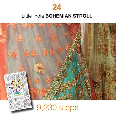 WALK #24 Little India BOHEMIAN STROLL by