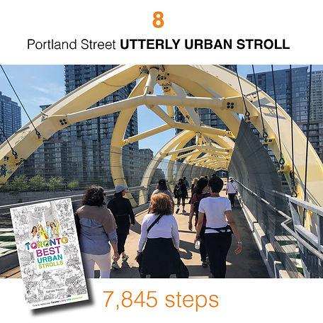 WALK #8 Portland Street UTTERLY URBAN ST