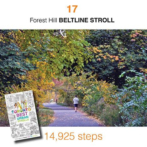 WALK #17 Forest Hill BELTLINE STROLL by