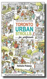 Toronto Urban Strolls 1 by Nathalie Prez
