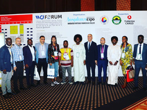 Nelson Africa Represents Nigeria At World Cooperation Industries (WCI) Forum at Istanbul, Turkey