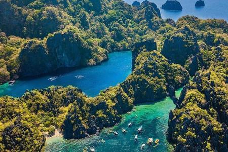 Small and Big Lagoon