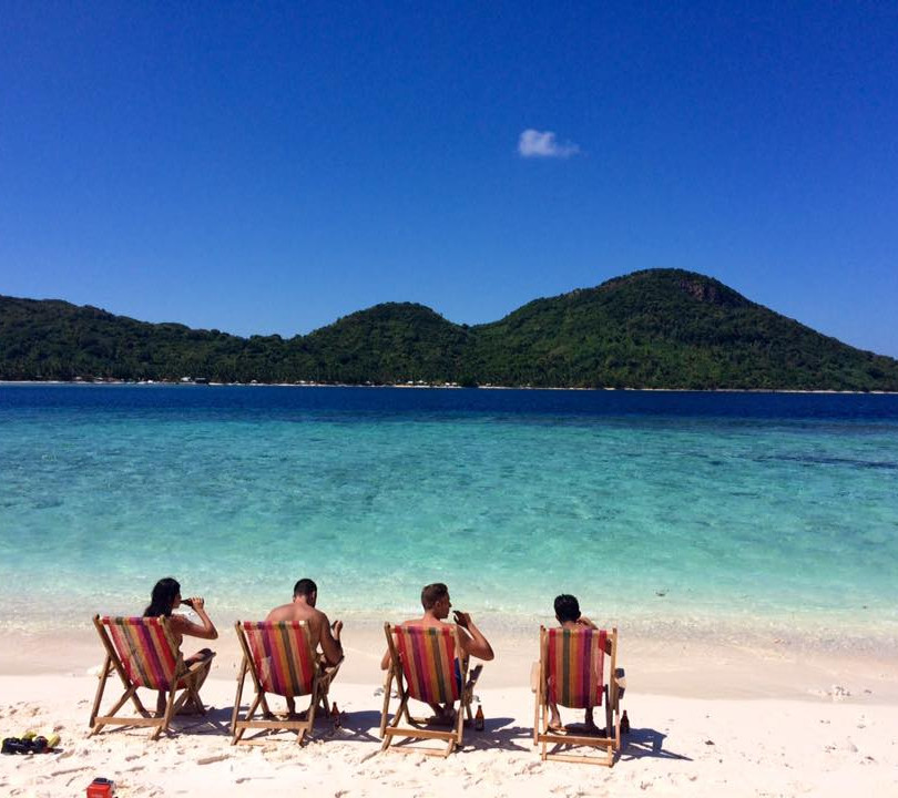 Expedition Linapacan - Gintu Island