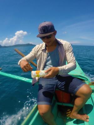 El Nido Local Fisherman