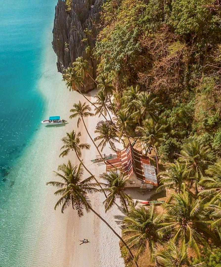Pinabuyutan Island, El Nido