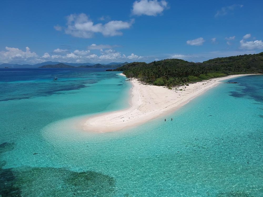 Maosonon Island, Linapacan