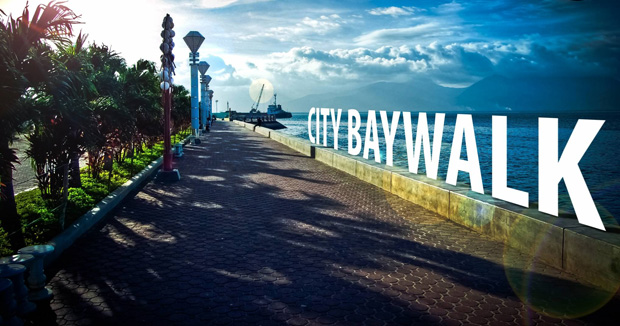 City Baywalk Puerto Princesa