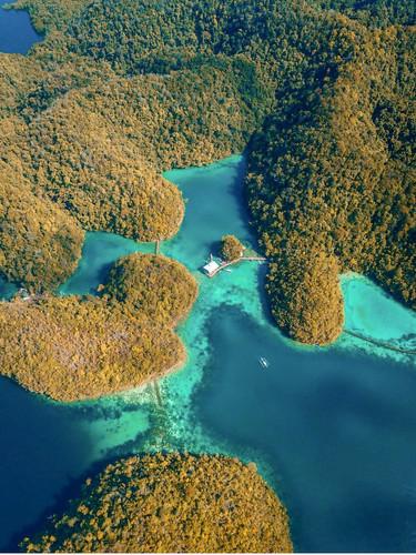 Sugba Lagoon, Siargao