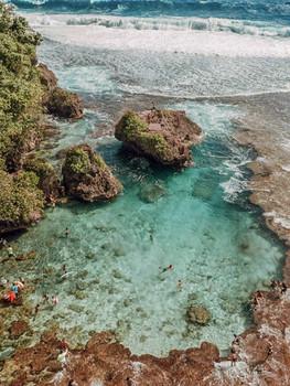 Magpupungko Rock Pool