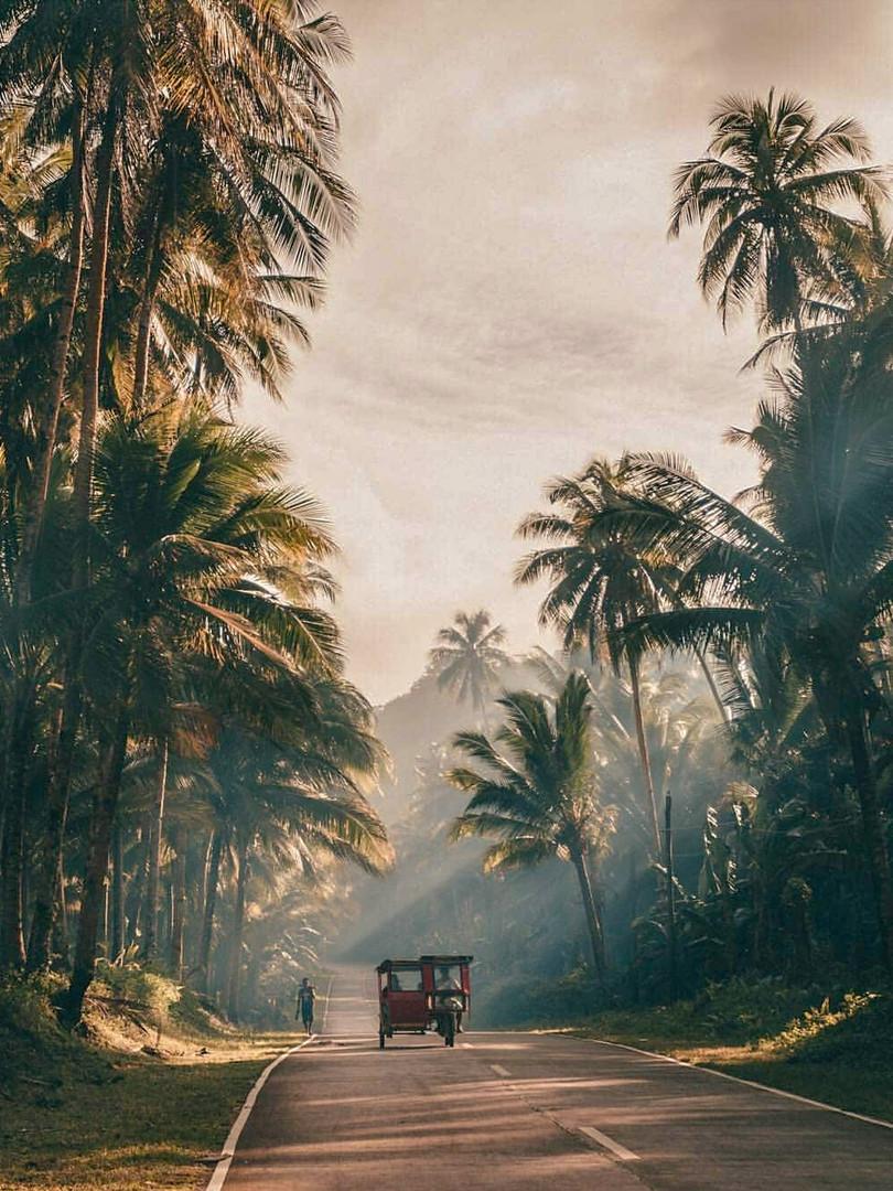 Siargao Roads