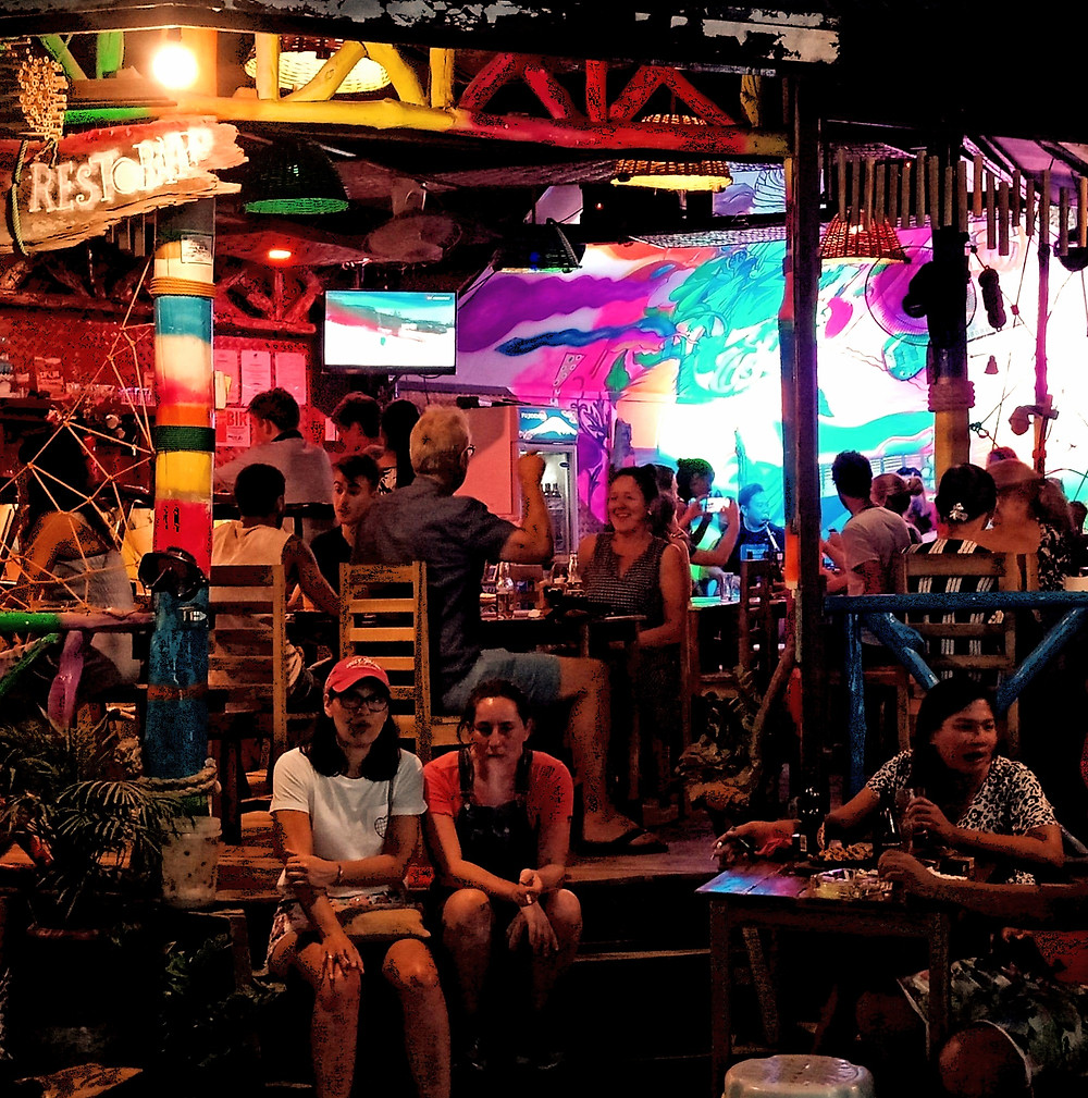 Subasko Bar - El Nido Town Proper