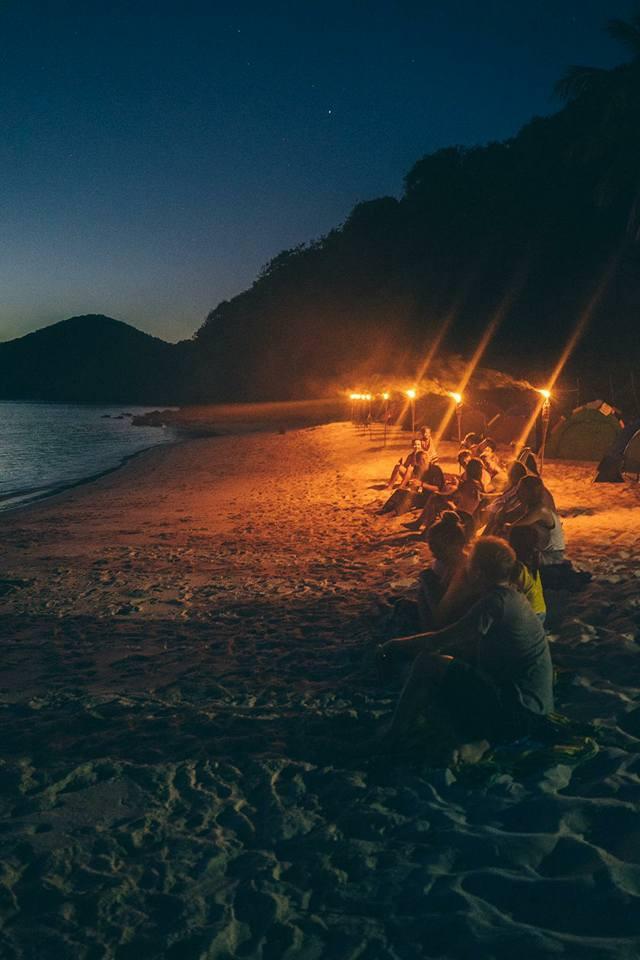 Palawan Expedition Campsite