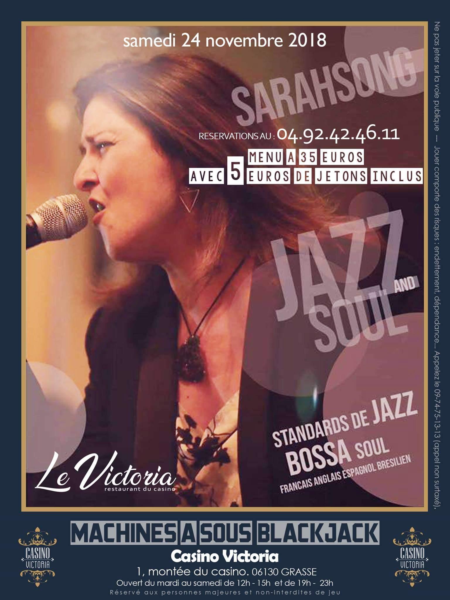Soirée Jazz/soul