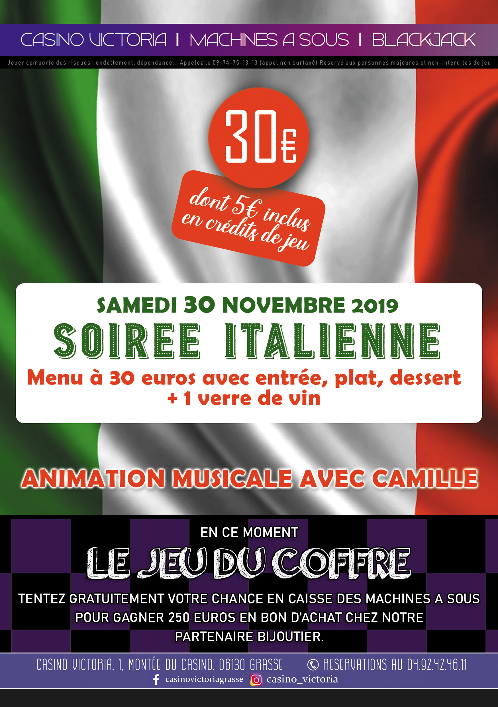 Soiree-italienne-30-nov-2019-PRESENTOIRS